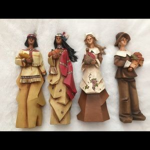 Other - Thanksgiving Figurines